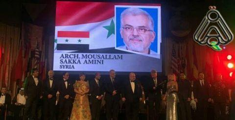 Photo of بروفيسور سوري يفوز بـ«نوبل» للهندسة المعمارية