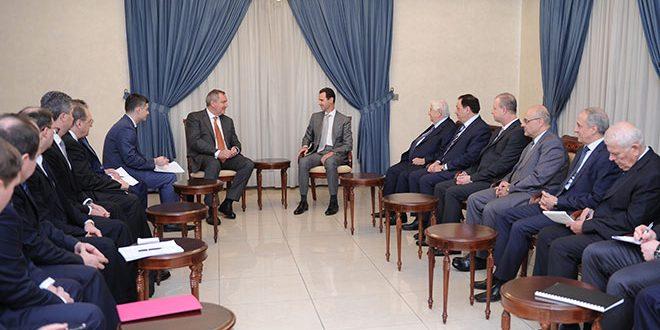 Photo of توجه روسي لدعم سوريا أقتصاديا وتجارياً