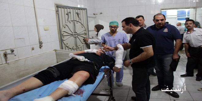 Photo of خطف سيارة اسعاف مع سائقها والممرض بالسويداء
