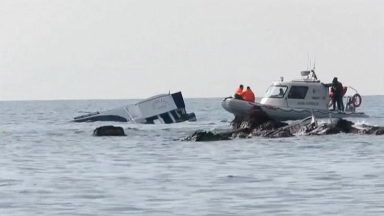 Photo of فقدان 100 آخرين بغرق زورق في المتوسط