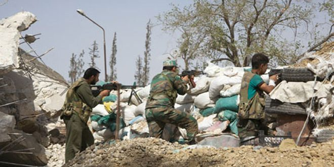 Photo of مساكن هنانو تحت سيطرة الجيش