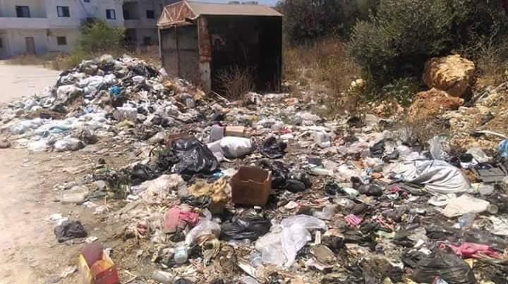 Photo of بالصور- قمامة في طرطوس