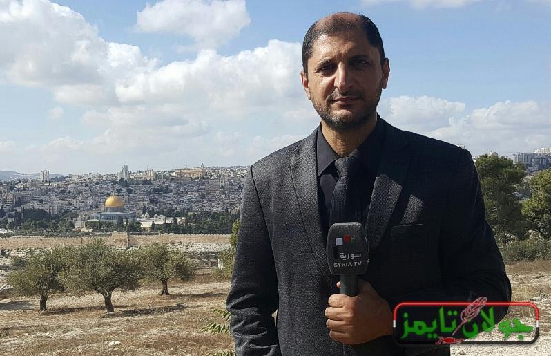 Photo of تهويد اسرائيلي لمدينة القدس وسط صمت عربي