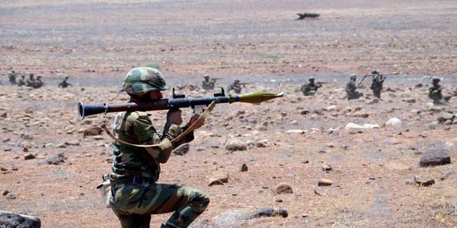 Photo of احباط هجوم إرهابيي بريف القنيطرة