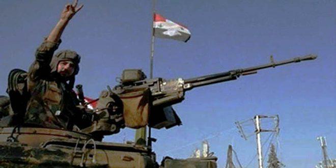 Photo of تقدم نوعي للجيش بحلب
