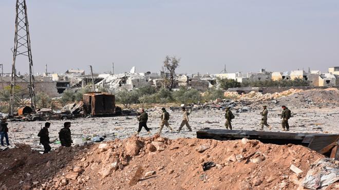 Photo of الجيش يقضي على إرهابيين بريف القنيطرة