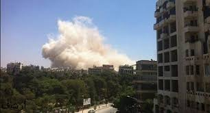 Photo of غارة اسرائيلية جنوب دمشق