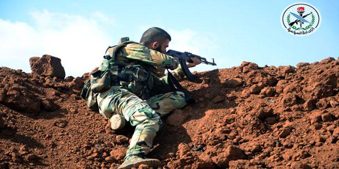 Photo of الجيش يسيطر على المناشر وحاجزي السيرياتل والبشائر بريف حماة