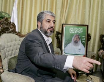 "Photo of الأسد : لقاء ""حمد – مشعل"" بداية الحكاية ..!"