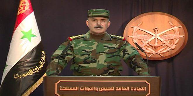 Photo of قيادة الجيش تعلن انتصار حلب
