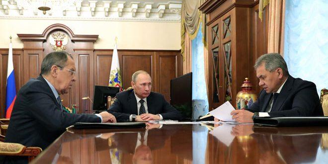 Photo of بوتين نجدد دعمنا لـ سوريا