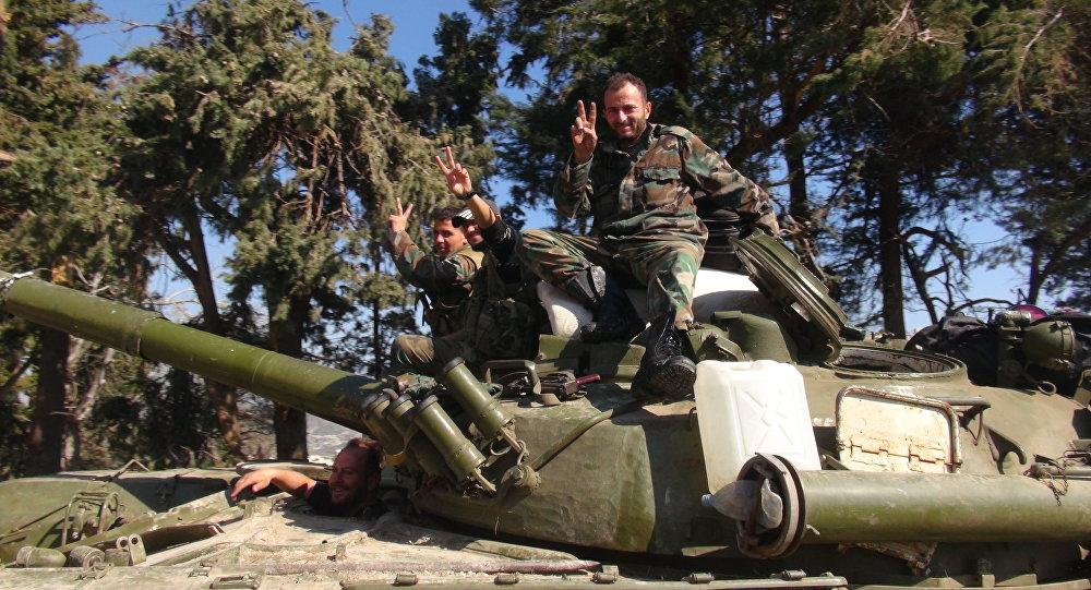 Photo of إحباط هجوم إرهابي بمحيط الكلية الجوية بريف حلب