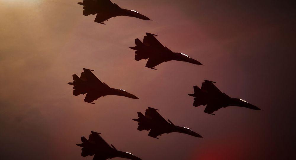 Photo of روسيا: قصفنا 300 إرهابيي بمحيط تدمر مساء امس