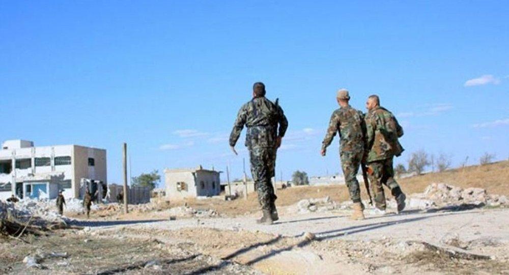 Photo of الجيش يكتشف مجزرة بحي السكري بحلب