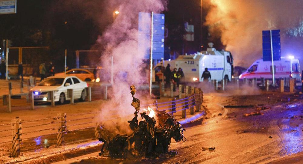 Photo of مقتل 29 تركيا بانفجيرين باسطنبول