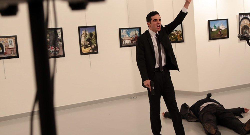 Photo of مقتل السفير الروسي بتركيا
