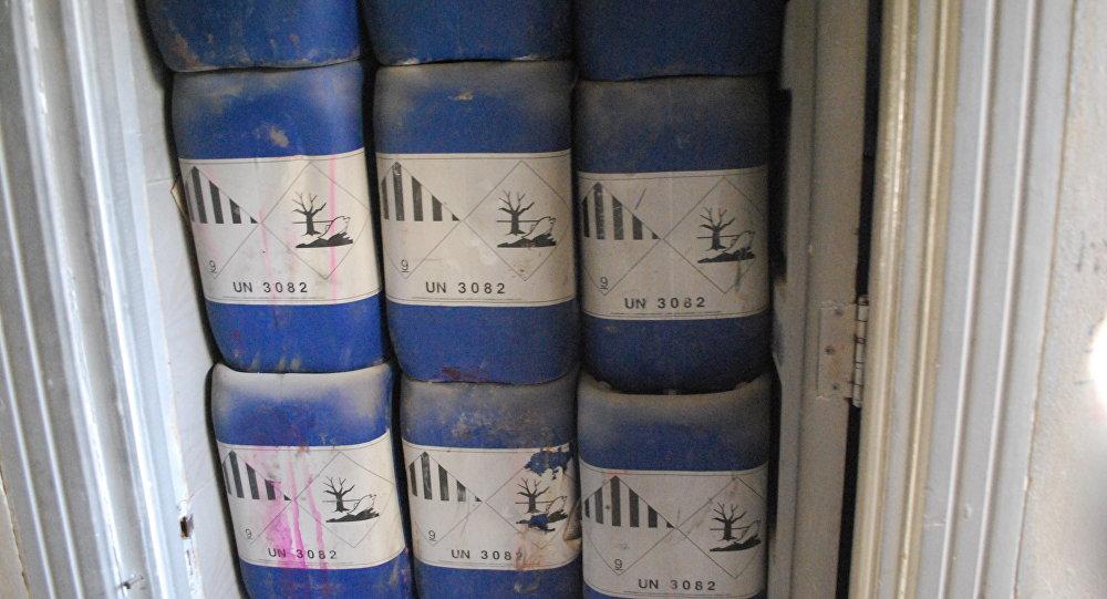 Photo of حقيقة المواد الكيميائية التي استخدمت بحلب