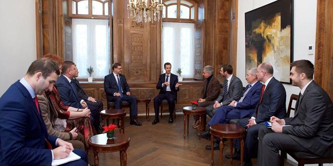Photo of الأسد للأوروبيين: إرفعوا الحصار عن السوريين