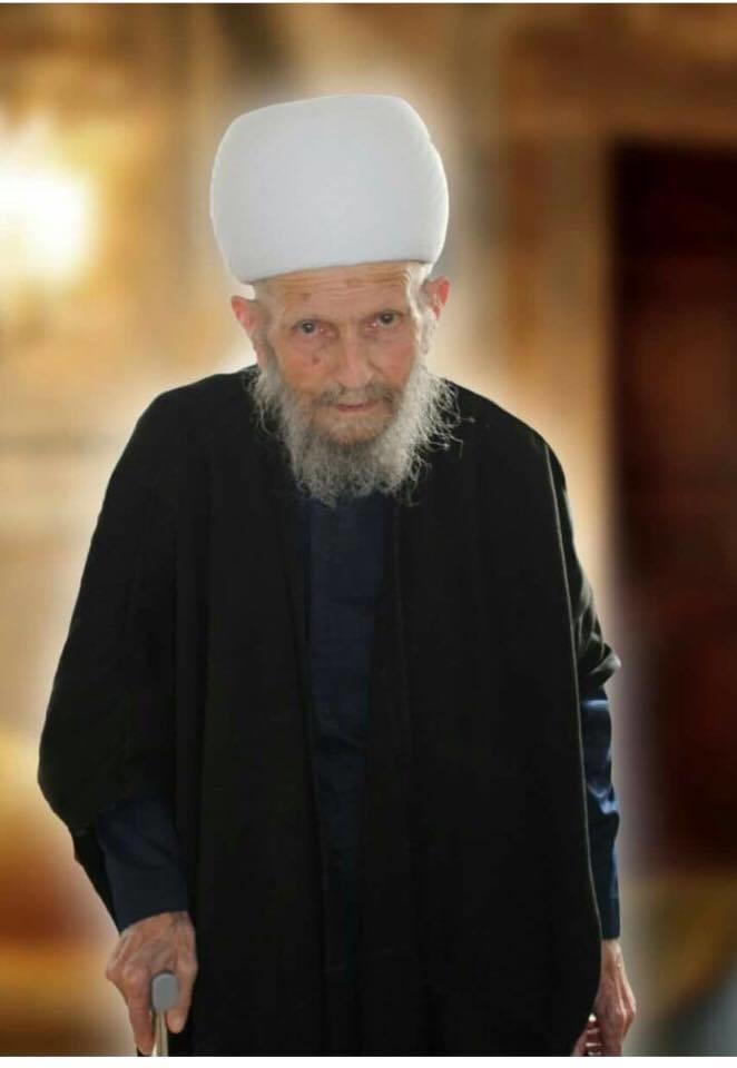 Photo of وفاة العلامة الشيخ ابو سليمان حسيب الحلبي رحمه الله