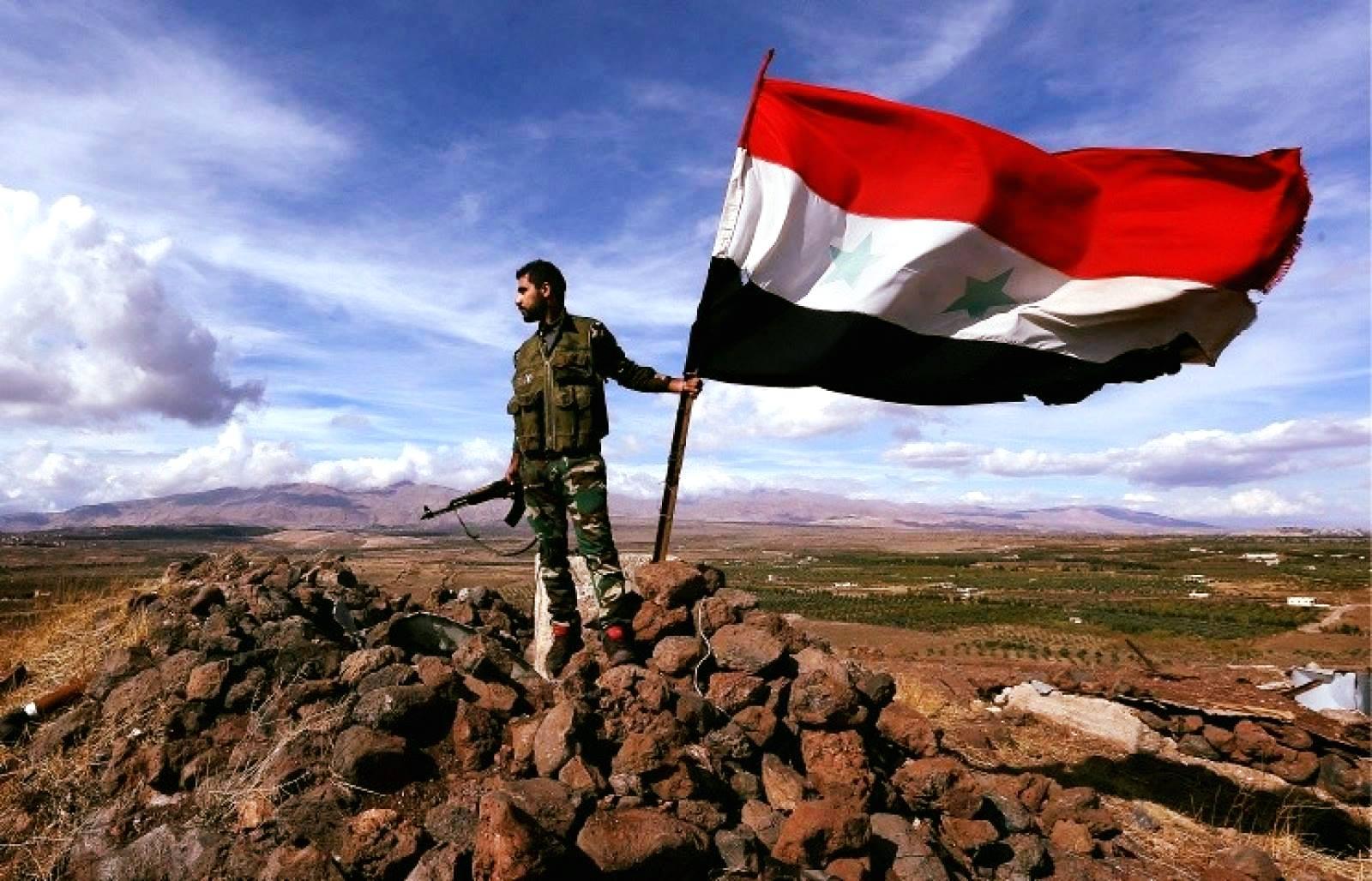 Photo of نقطة الرادار بتدمر تحت سيطرة الجيش