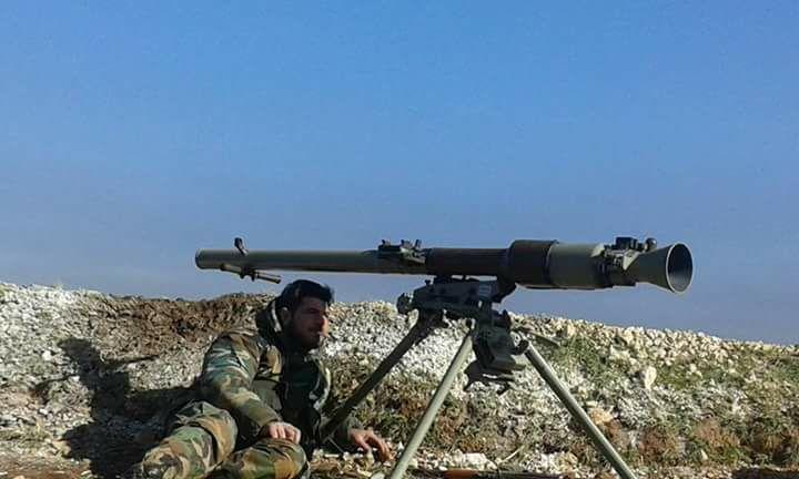 Photo of تدمير مقرات إرهابية شرق درعا