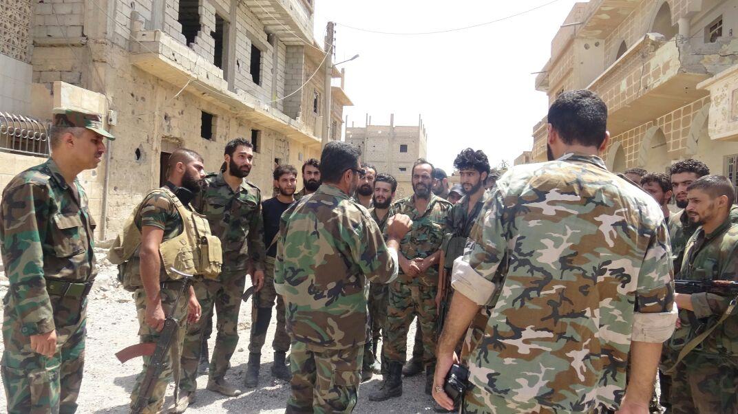 Photo of إحباط هجوم إرهابي بريف حمص
