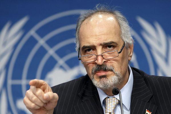 Photo of الجعفري: قطر تمارس نفاق دولي تجاه سوريا