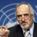 الجعفري ينفي مزاعم الغرب حول حلب