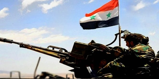 Photo of الجيش العربي السوري يضيف سبعة أحياء جديدة إلى قائمة الأمن والاستقرار شرق حلب ويتقدم في مزارع حوش الظواهرة بريف دمشق- فيديو