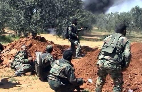 Photo of مقتل أكثر من 25 إرهابياً بريف اللاذقية