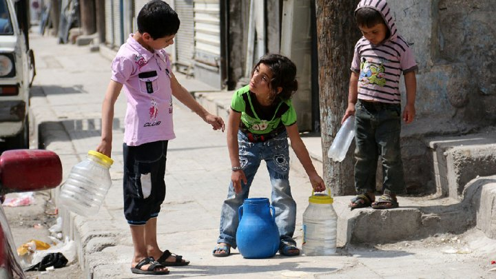 Photo of دمشق عطشى والجيش يتحضر لمعركة واديةبردى