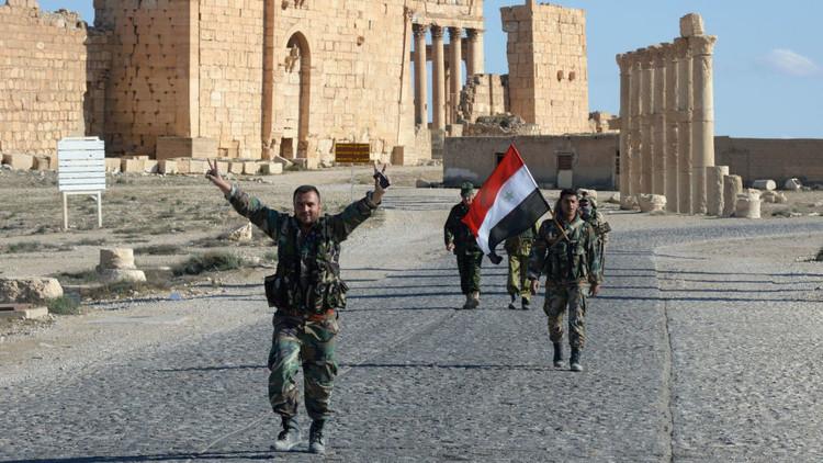 Photo of تدمر تحت سيطرة الجيش