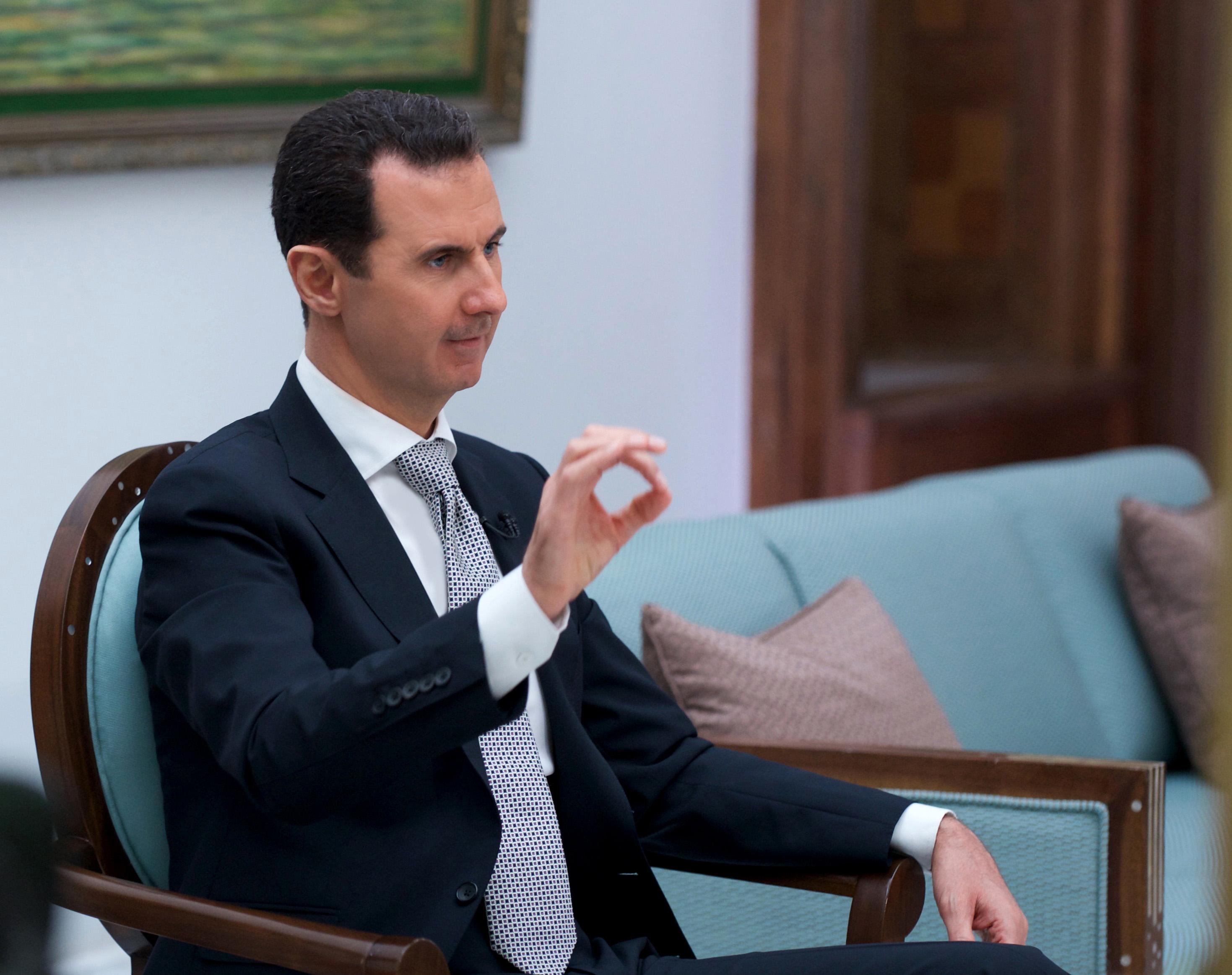 Photo of الأسد: نأمل أن تكون الإدارة الأمريكية القادمة صادقة