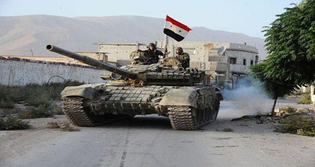 Photo of السيطرة على كتيبة الفواعرة بريف حمص