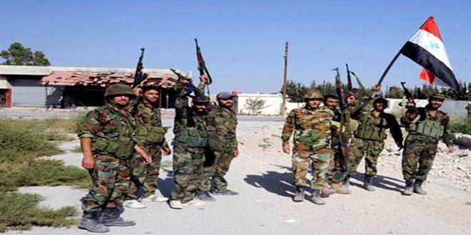 Photo of اسود الحرس الجمهوري يسيطر على تلة الحاكمة بمنطقة المقابر بدير الزور