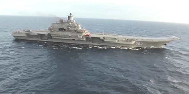 Photo of روسيا تسحب مجموعة من سفنها من قبالة السواحل السورية
