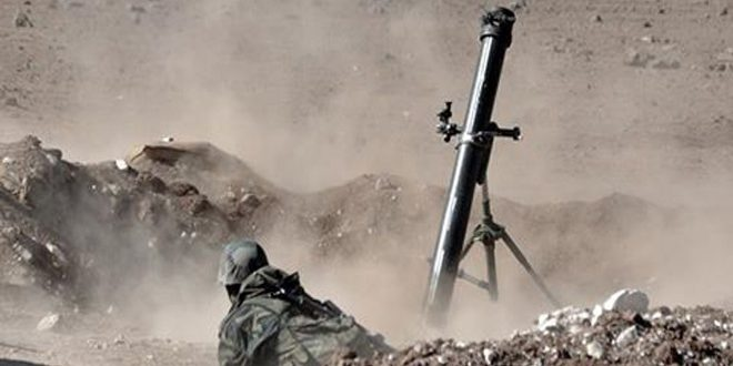 Photo of تدمير أليات لداعش بريف حمص