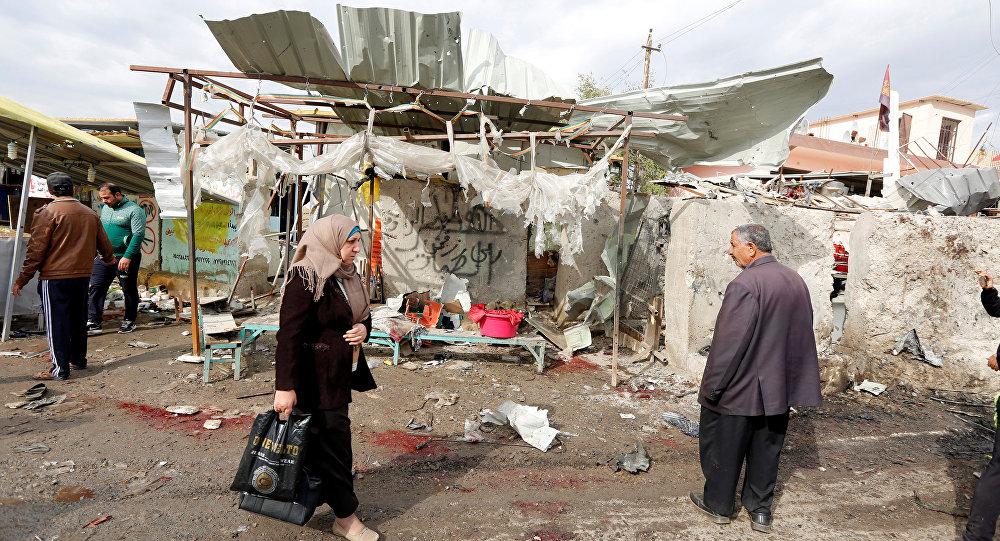 Photo of سلسة هجمات إرهابية بالعراق