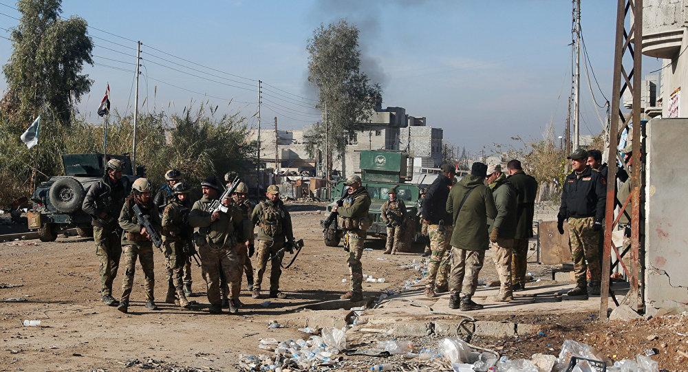 Photo of الجيش العراقي يشل حركة داعش ب الموصل