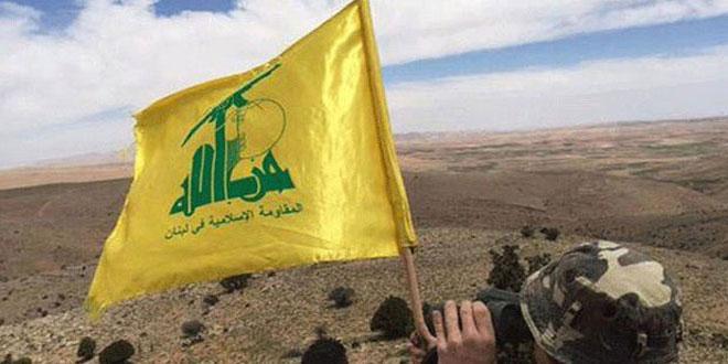 Photo of المقاومة تقصف داعش بالقلمون
