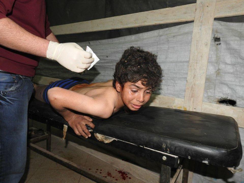Photo of حصار وإرهاب مستمر على الفوعة وكفريا