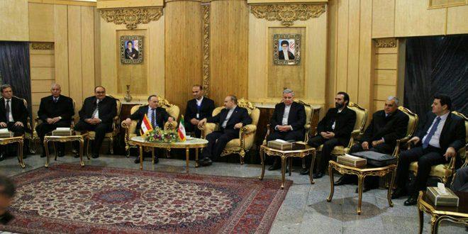 Photo of رئيس الحكومة يزور طهران