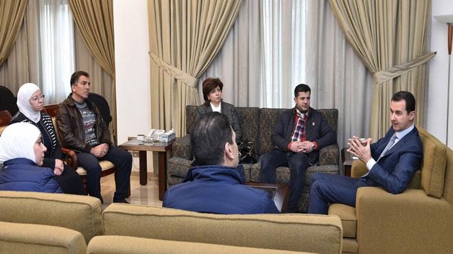 Photo of الأسد يستقيل صناعي دمشق
