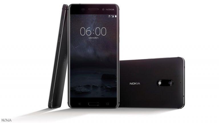 Photo of أول الهواتف الذكية لنوكيا