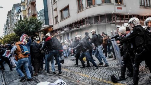 Photo of الاحتجاجات تجتاح أنقرة