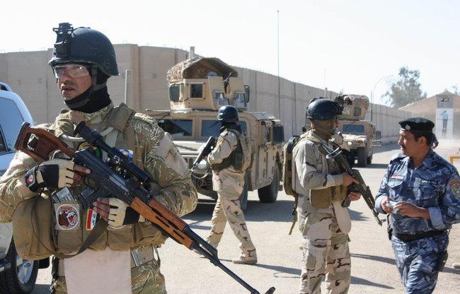 Photo of الجيش العراقي يسيطر على جامعة الموصل