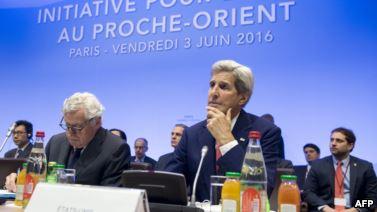 Photo of اجتماع لسلام في باريس