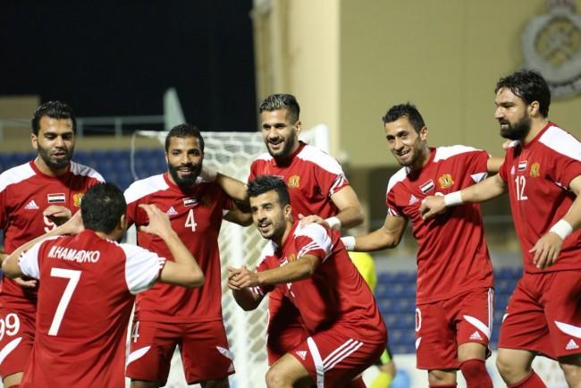 Photo of المنتخب السوري يتعادل مع المصري