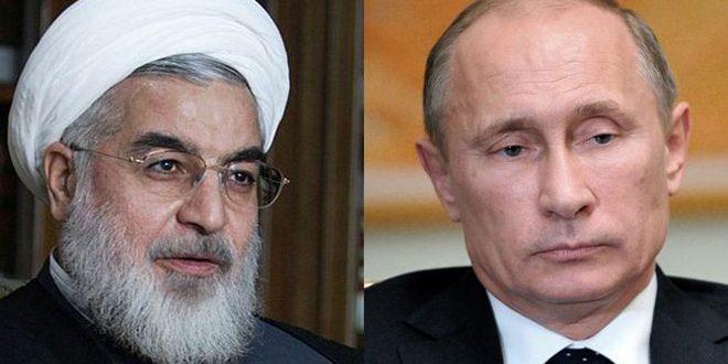 Photo of موسكو تنسق مع طهران لإنهاء الأزمة بسوريا