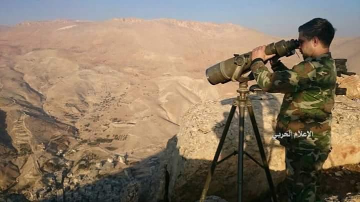 Photo of اكثر من ٧٥٪ من بلدة بسيمة تحت سيطرة الجيش